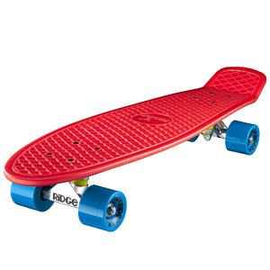 ridge board - 27 - rot-blau