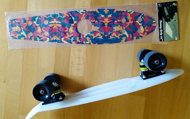 penny board griptape