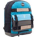penny board rucksack - blau