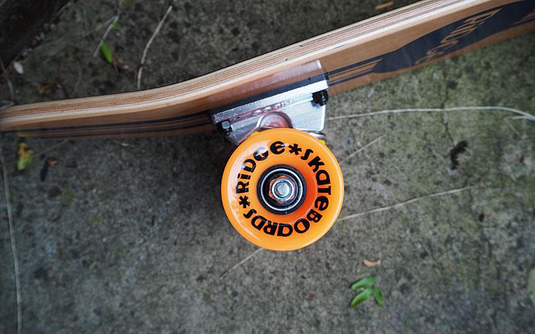 ridge skateboards interview