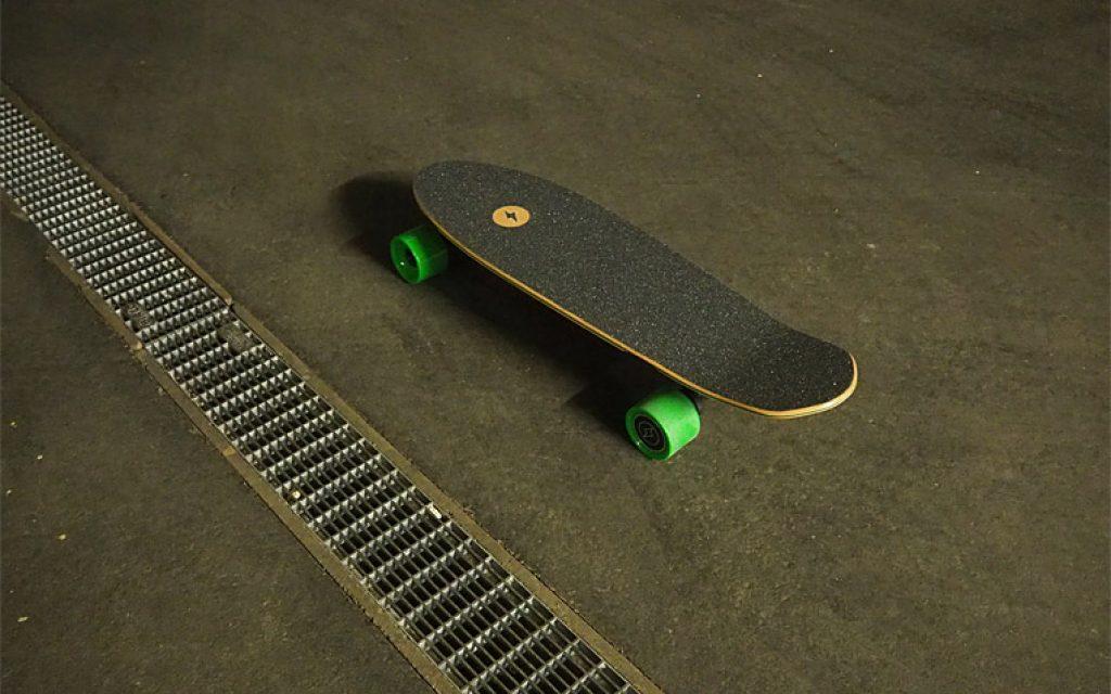 ridge elektro skateboard